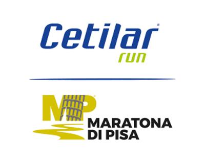 Cetilar is the new Title Sponsor of Maratona di Pisa